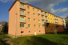 Bytový dům Zelenečská, Praha